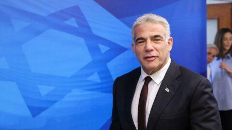 İsrail Dışişleri Bakanı Lapid'in ilk durağı BAE