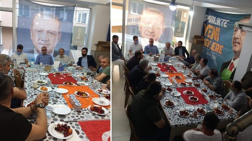 Görüntüler tepki çekmişti! AKP'li başkan özür diledi