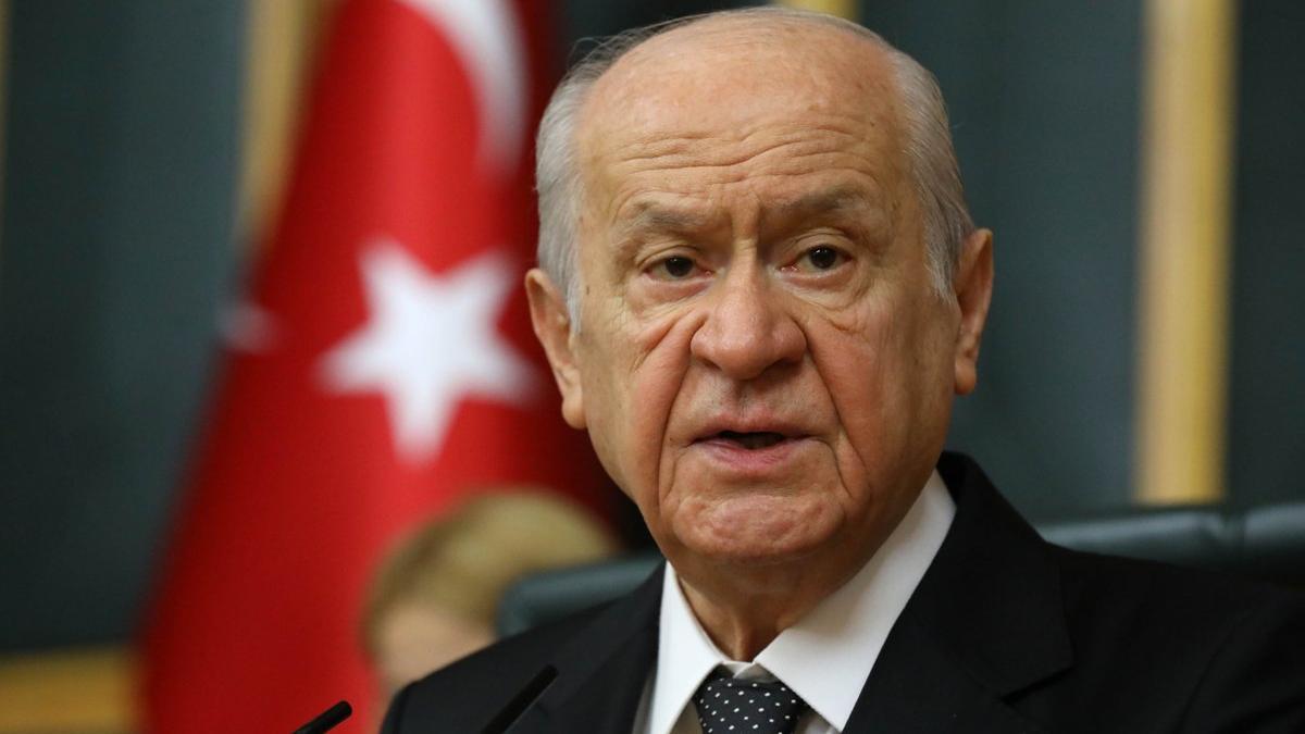 Devlet Bahçeli'den Deniz Poyraz iddiası