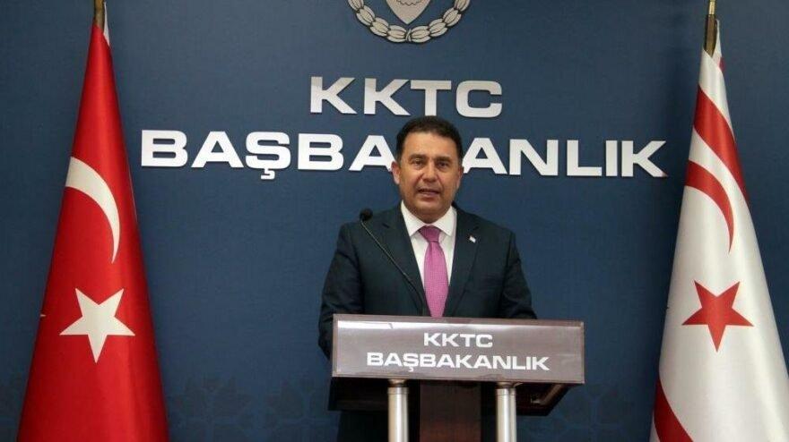 KKTC Başbakanı Saner, Türkiye'ye geliyor