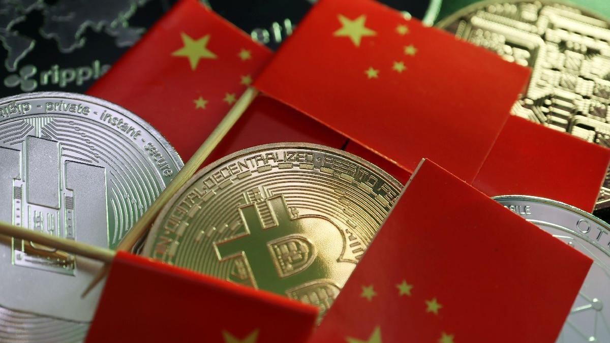 Kripto paralar üzerinde Çin baskısı: Bitcoin ve Dogecoin'de sert düşüş