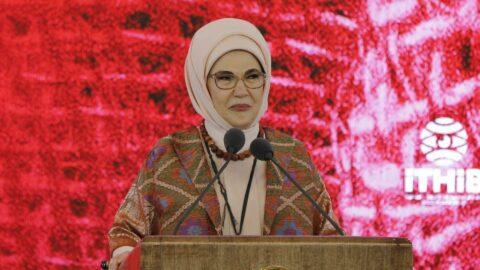 Emine Erdoğan: Ruhunu anlamadan ticarileştirmeyelim