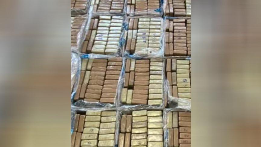 Narkotik duyurdu: İki ülkede 7 tondan fazla uyuşturucu ele geçirildi