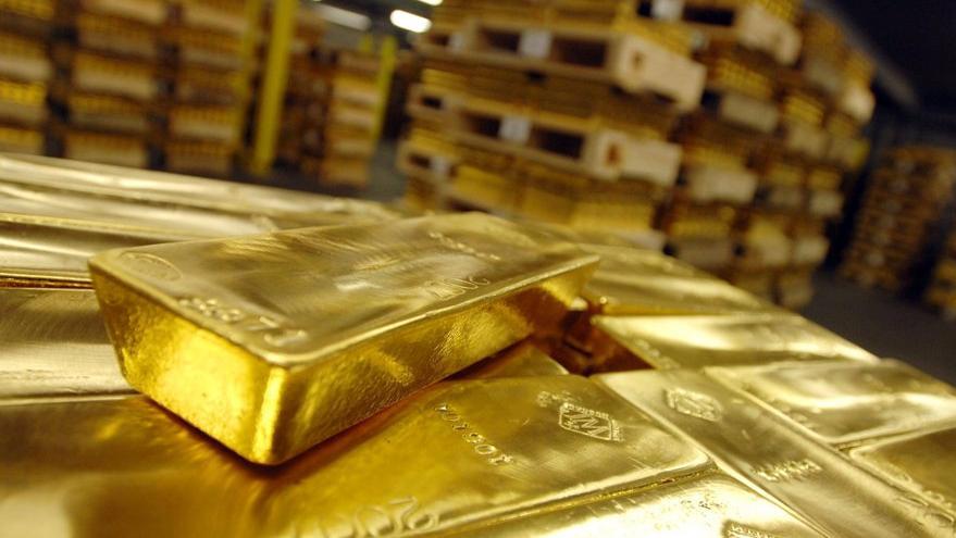 Geçen yıl Türkiye'de 2.4 milyar dolarlık 42 ton altın çıkarıldı