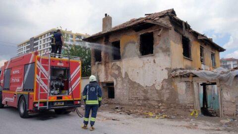 3 kız kardeşin yandığı evin, bir gün önce tahliyesi istenmiş