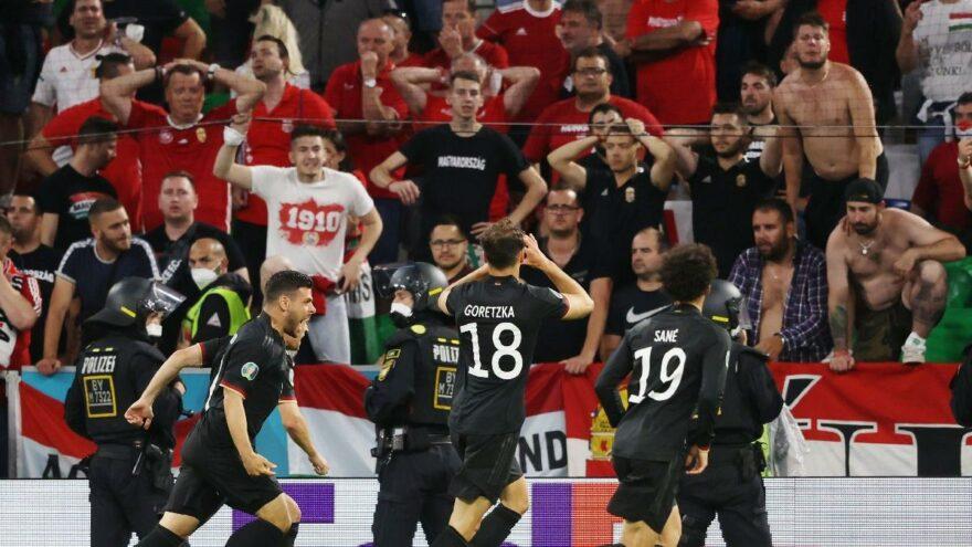Almanya son nefeste turladı, Macaristan yıkıldı: 2-2 | EURO 2020 F Grubu