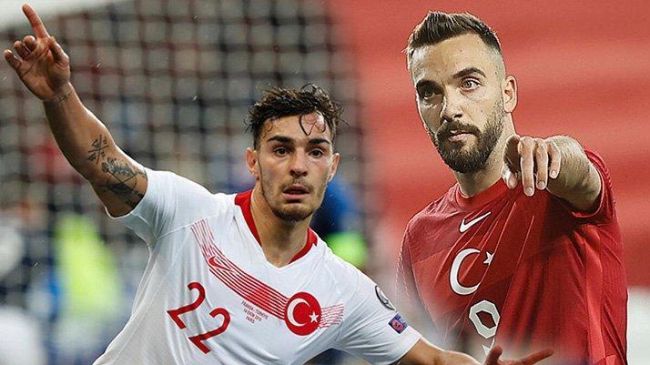 Beşiktaş'ın gündemindeki 2 isim: Kaan Ayhan ve Kenan Karaman