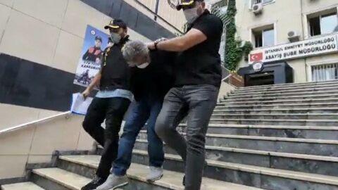 Kadıköy'de cinsel taciz dehşeti! Şüpheli yakalandı, üzerinden çıkanlar şoke etti