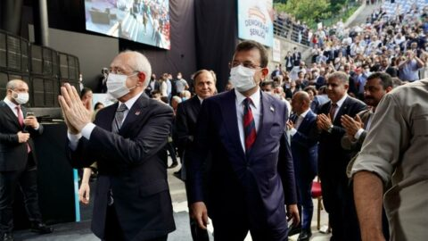 Kılıçdaroğlu: Hiç kimse endişelenmesin sıra oraya da gelecek