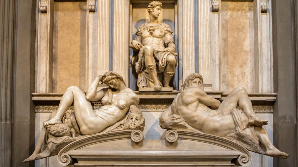Michelangelo'nun heykellerini temizlemek için et yiyen bakteriler kullanıyorlar