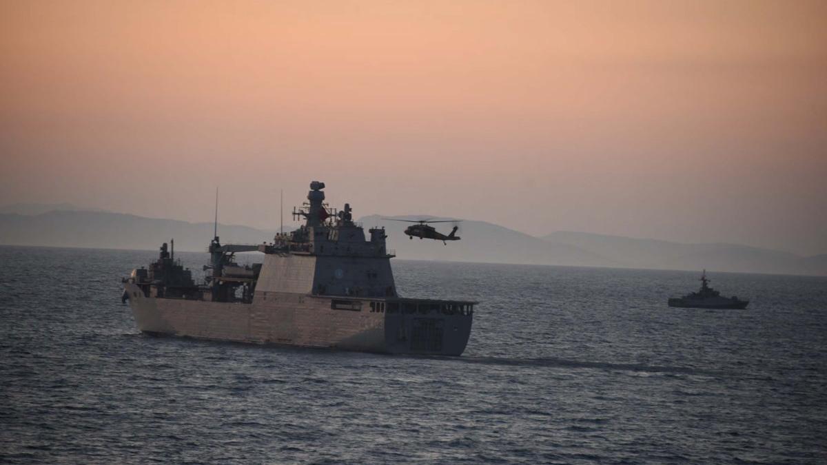 Türkiye'den Yunanistan'a karşı hamle