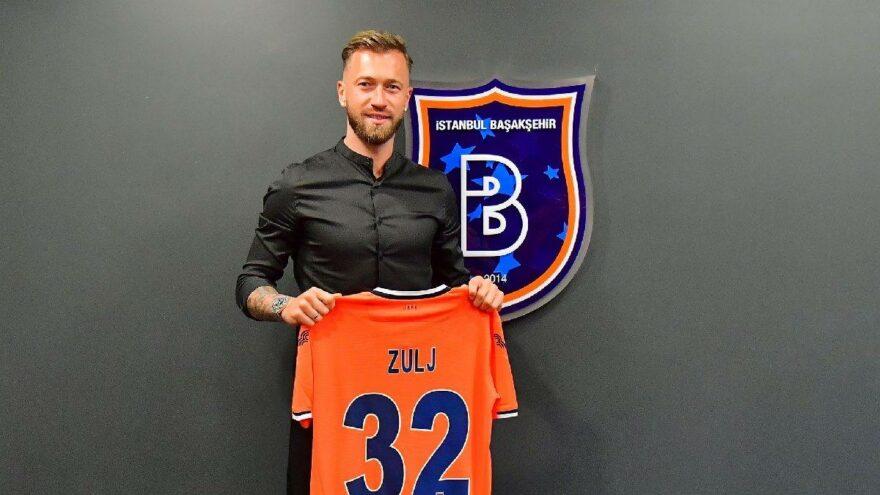 Başakşehir'den bir transfer daha