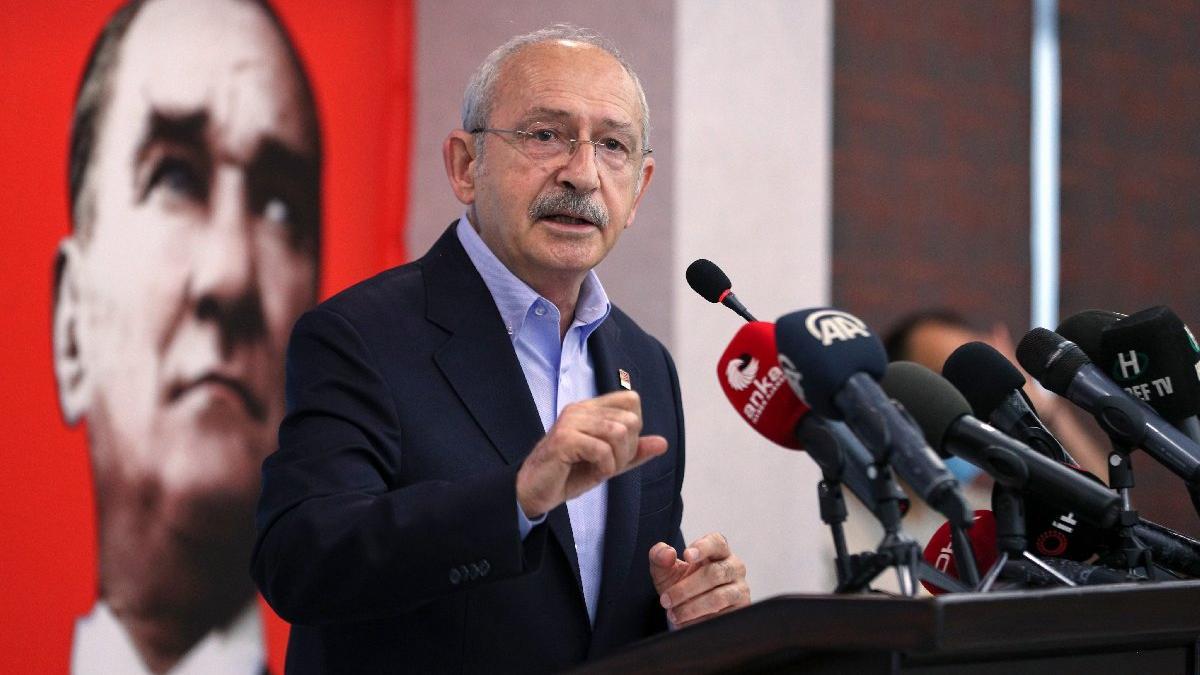 Kılıçdaroğlu: Makine Kimya Endüstrisi'ni satmanın hukuki altyapısını oluşturuyorlar
