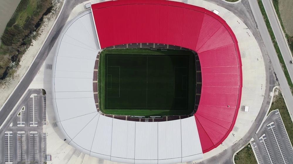 Süper Lig ekibi Hatayspor'un yeni stadı açılıyor