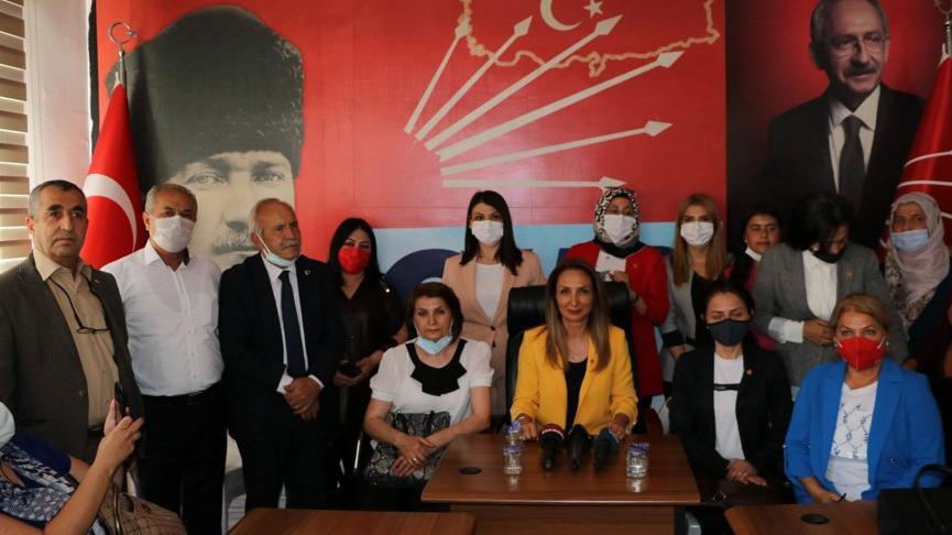 Aylin Nazlıaka: Şiddet mağduru kadınlar ve istismara uğramış çocukların yanındayız