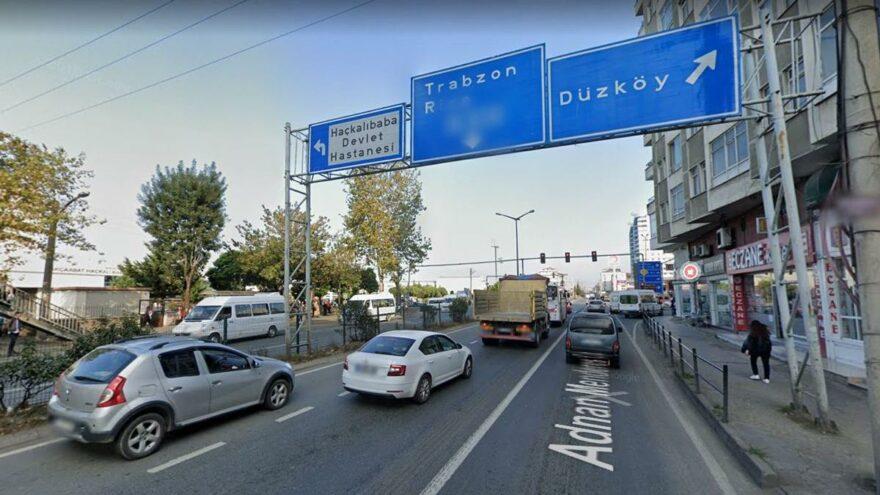 50 günde bin 633 sürücüye ceza yazdı, Trabzon karıştı