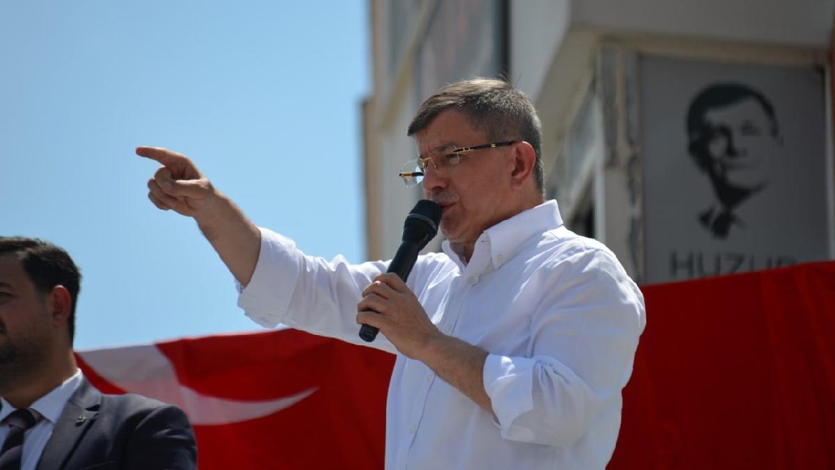 Davutoğlu'ndan Erdoğan'a flaş SBK çağrısı