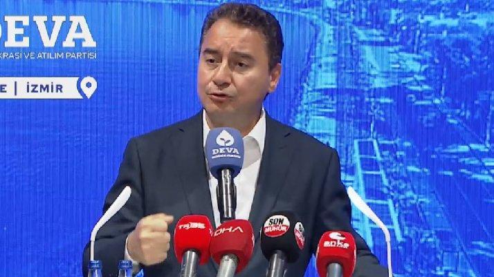 Babacan'dan Erdoğan'a şeffaf ihale eleştirisi