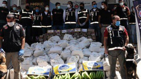 Türkiye'de yapılan en büyük kokain operasyonların ayrıntıları ortaya çıktı...