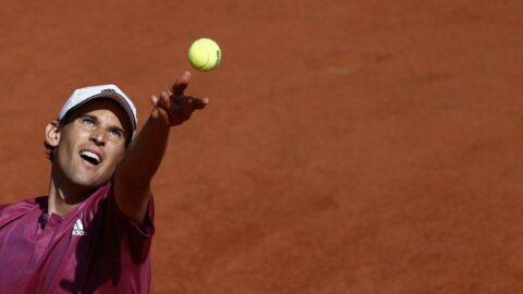 Dominic Thiem, Wimbledon'dan çekildi