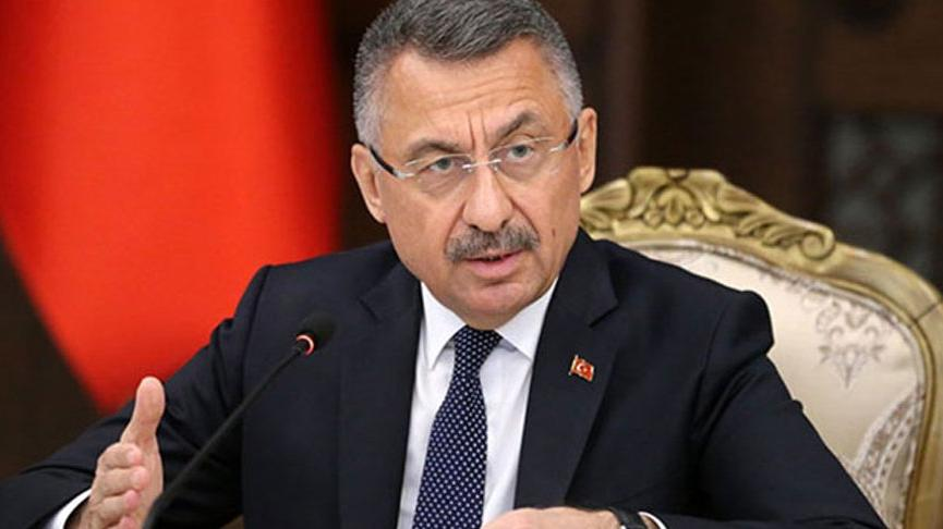 Fuat Oktay: Türkiye, uluslararası yatırımcılar için güvenli bir limandır