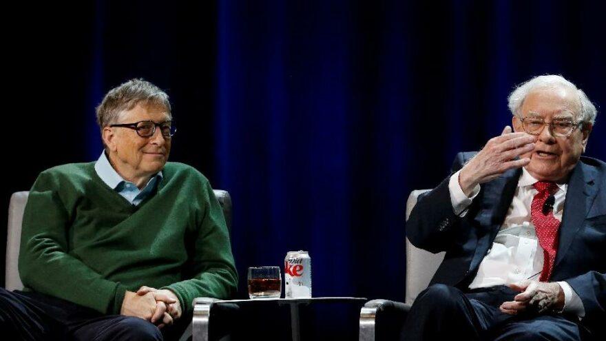 Warren Buffett, Bill ve Melinda Gates Vakfı'ndan istifa etti