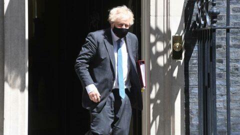 İngiltere Başbakanı Johnson: Donanma gemisi, değerlerimizi savundu