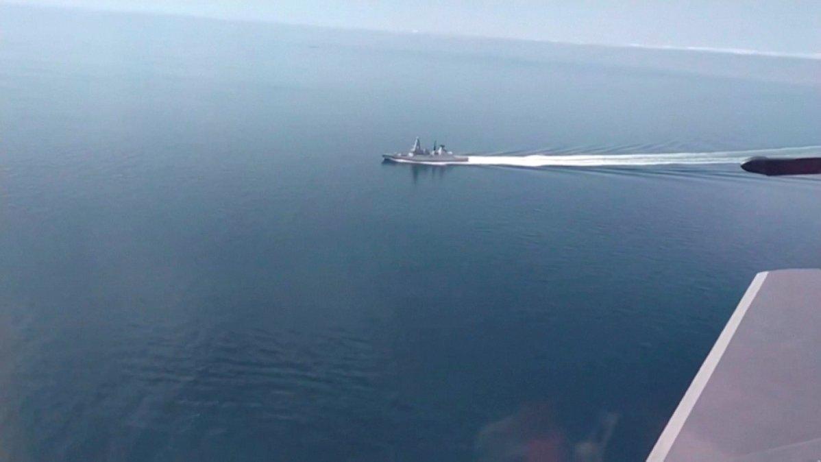 Rusya'dan tansiyonun yükseldiği Karadeniz'le ilgili açıklama: Askeri kuvvetler karşı karşıya