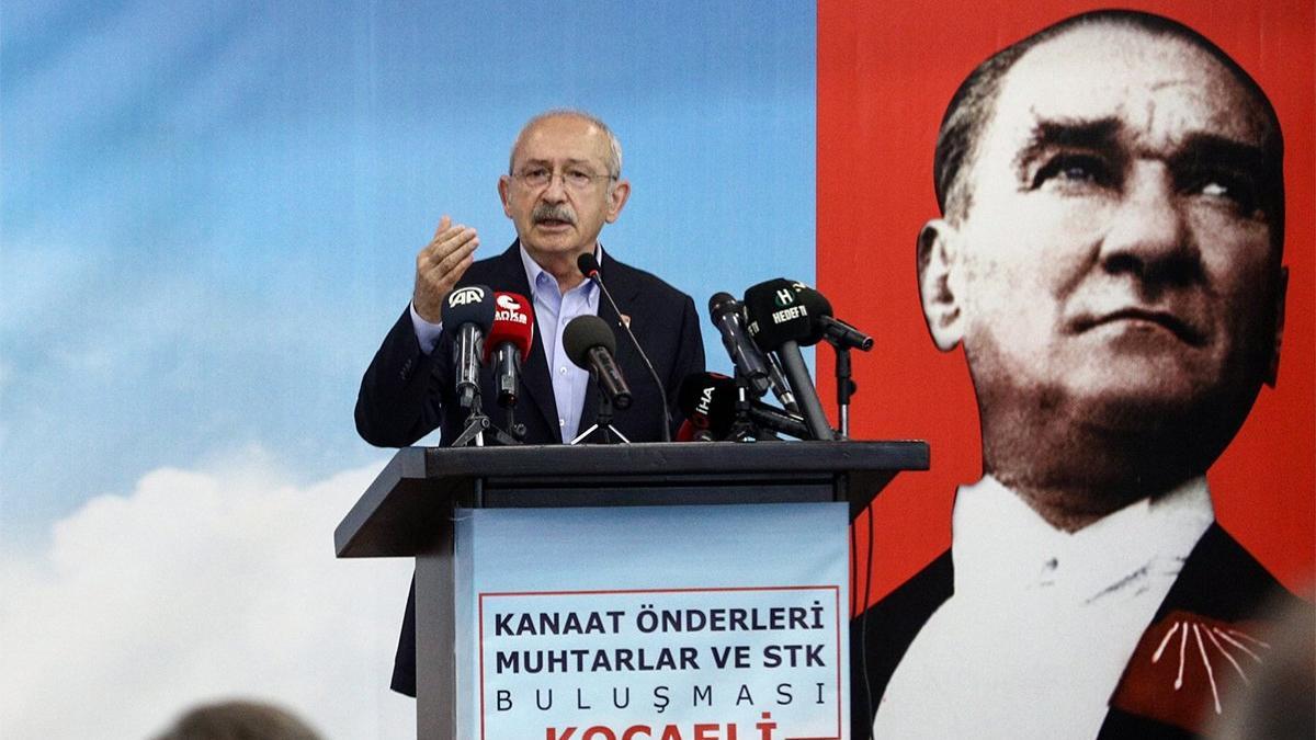 Kılıçdaroğlu'ndan özeleştiri: Bizim de eksiğimiz, kusurumuz, yanlışımız vardı