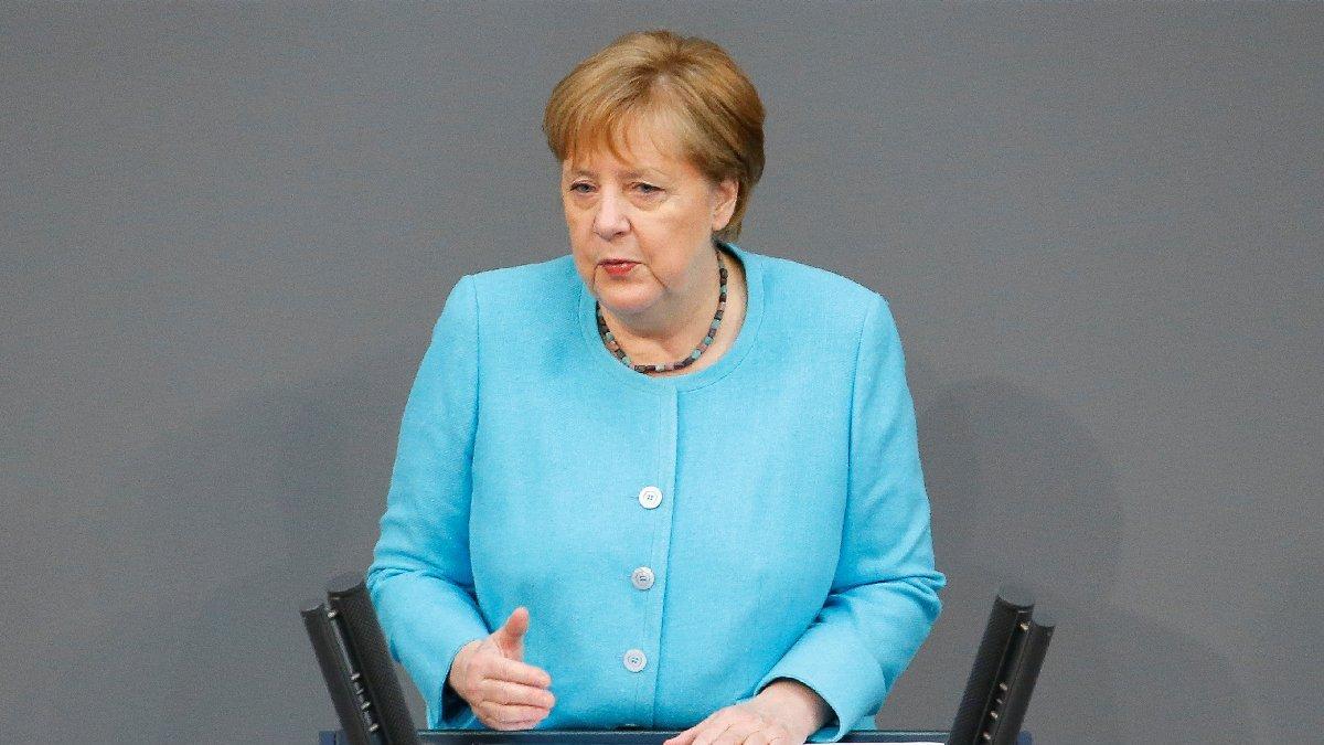 AB zirvesi öncesi Almanya Başbakanı Merkel'den Türkiye açıklaması: Taleplerin kabul edilmesini bekliyorum