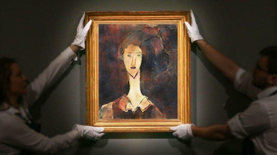 Ünlü ressamın 100 yıllık sırrını yapay zekâ ortaya çıkardı