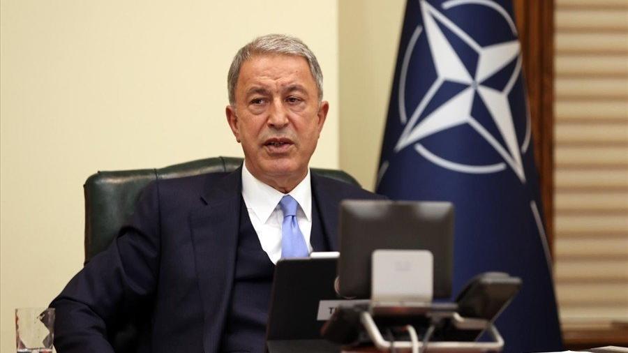 Hulusi Akar'dan Afganistan açıklaması