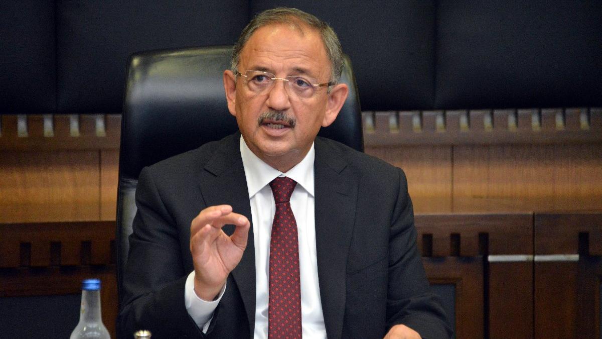 AKP'li Özhaseki: Yüzde 45 oyumuz var