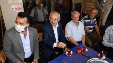 Kılıçdaroğlu CHP'nin yeni seçim sloganını açıkladı