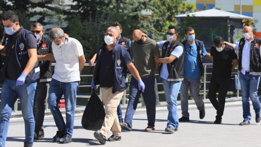 'Bataklık' soruşturmasında iddianame düzenlendi