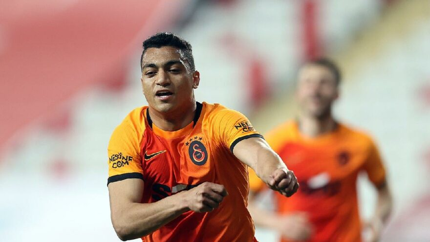 Galatasaray'da PSV maçı öncesi Mostafa Mohamed müjdesi