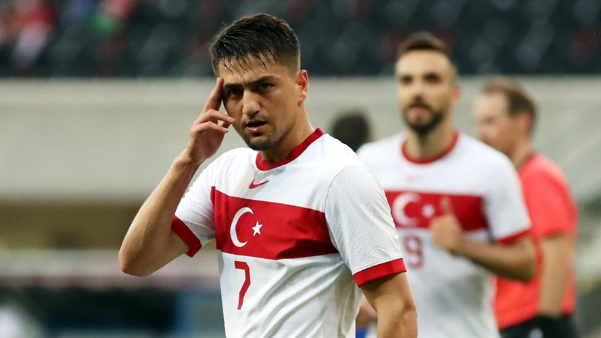 Fenerbahçe'de hedef Cengiz Ünder'i kiralık olarak kadroya katmak