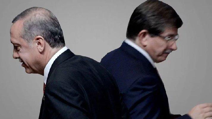 Davutoğlu'ndan Erdoğan'a çok sert tepki: Sizde o yüz var mı?