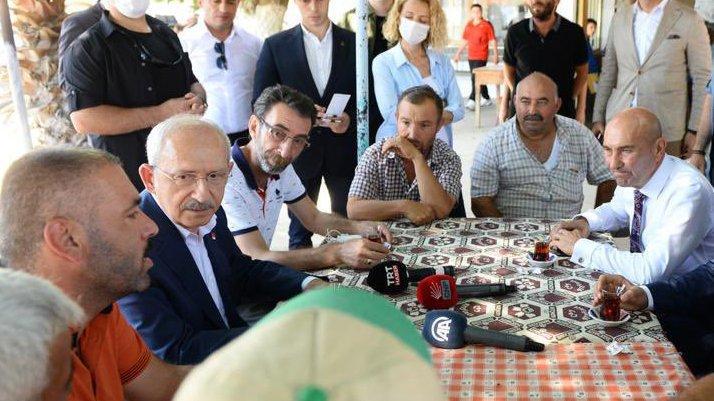 Süt üreticisi Kılıçdaroğlu'na durumu anlattı: Çok zor durumdayız