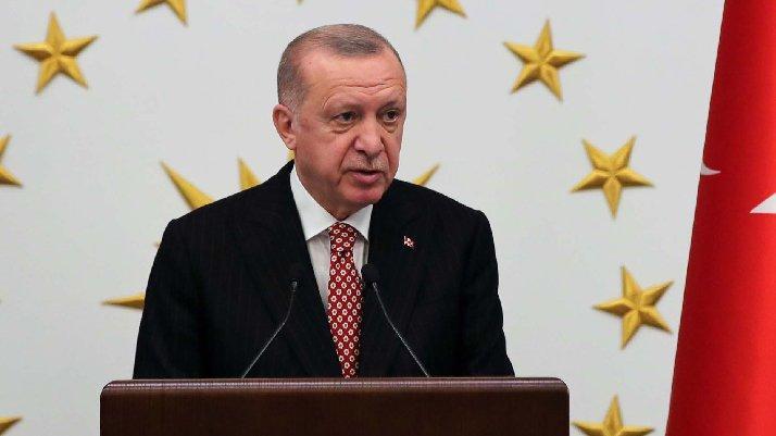 Cumhurbaşkanı Erdoğan çevirmen eleştirisine ilk kez yanıt verdi