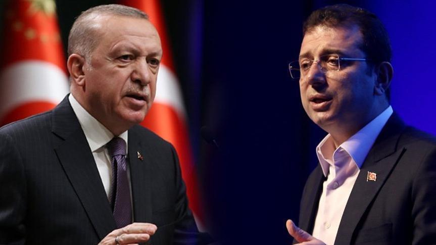 İmamoğlu'ndan Erdoğan'a 'şeffaf belediyecilik' yanıtı: Geçmiş ola