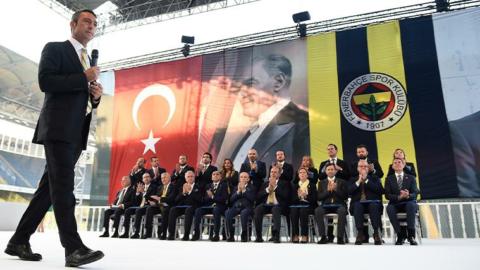 Fenerbahçe 34'üncü başkanını seçiyor! Ali Koç tek aday...