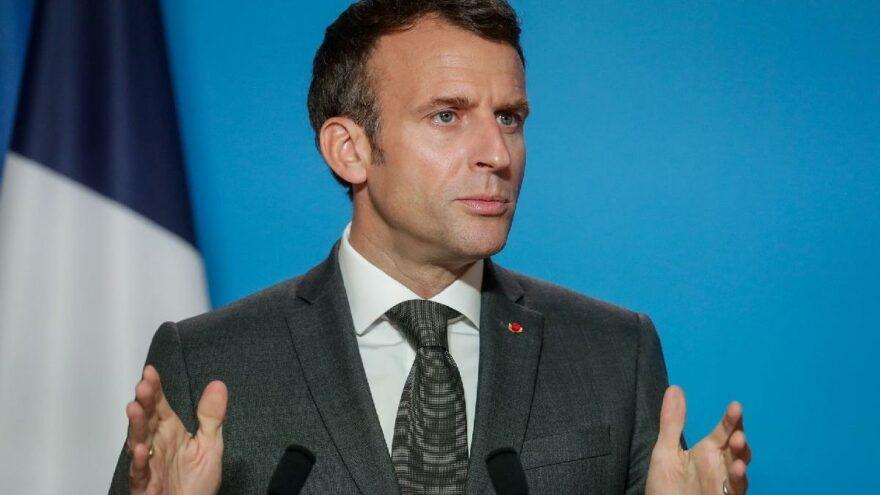 Fransa Cumhurbaşkanı Macron: Türkiye ile gerilim son haftalarda azaldı