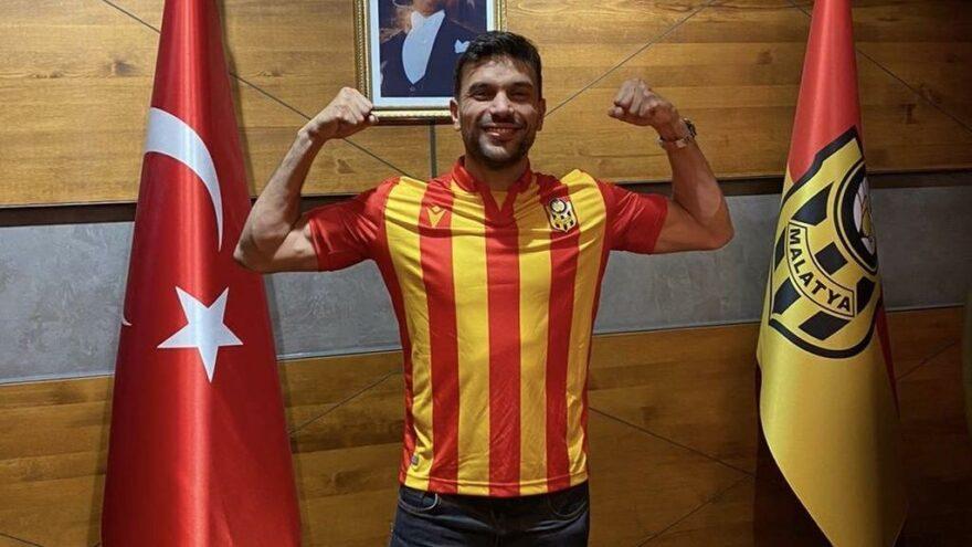Yeni Malatyaspor, Oussama Haddadi'yi renklerine bağladı