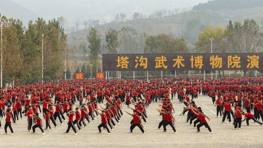 Çin'de dövüş sanatları okulunda çıkan yangında çoğunluğu çocuk 18 kişi öldü