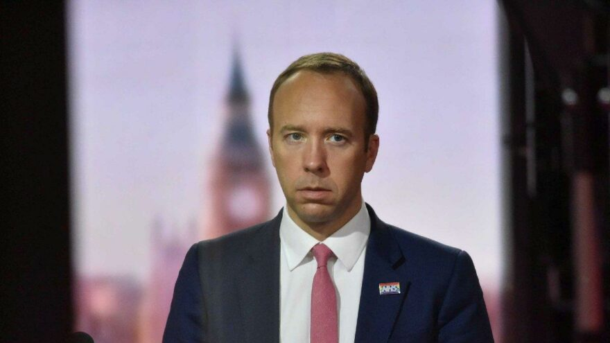 İngiltere Sağlık Bakanı Hancock'tan skandal… Eşini danışmanıyla aldattı: Dudak dudağa yakalandı