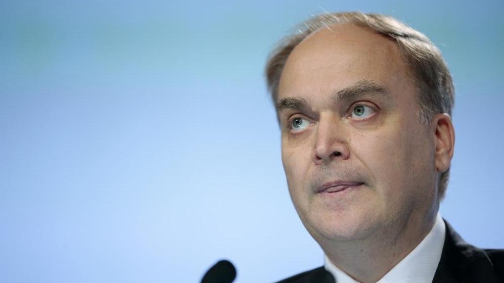 Rusya'nın Washington Büyükelçisi Antonov'dan krizi derinleştirecek açıklamalar