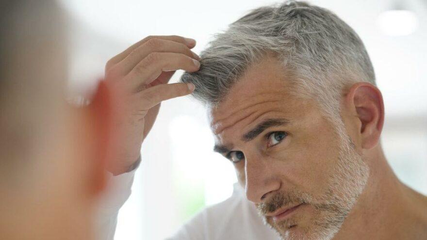 Stresin saçların beyazlamasında etkili olduğu kanıtlandı