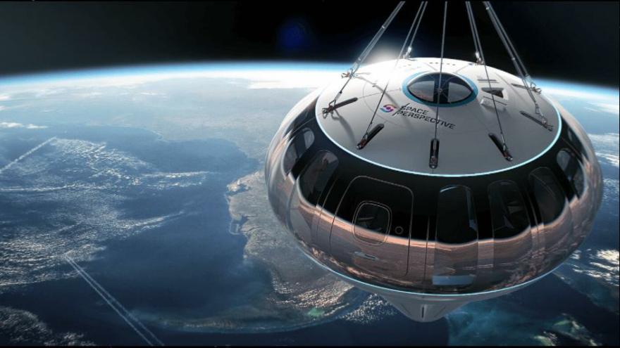 Balonla uzaya çıkmanın fiyatı 125 bin dolar