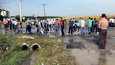 Tekirdağ'da sağanak sonrası dere taştı: 2 çocuk öldü